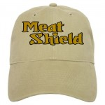 The Mighty MeatShield Ballcap!