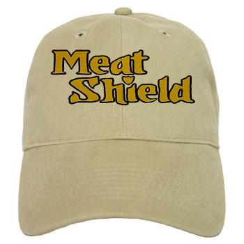 The Mighty MeatShield Ballcap!