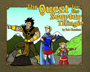 The Quest for the Scepter Thingie